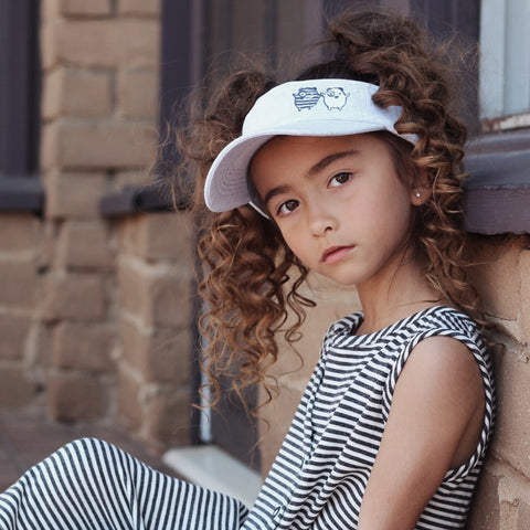 Denim Snapback - kids