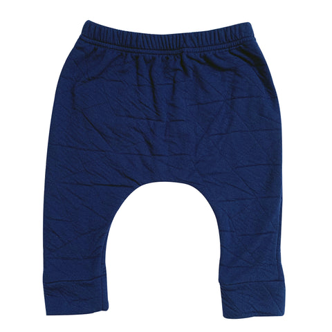 Hammer Pants - Quilted Deep Blue