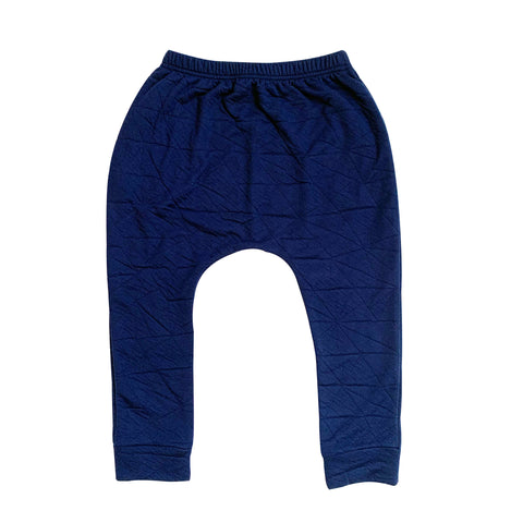 Hammer Pants - Quilted Deep Blue - Youth