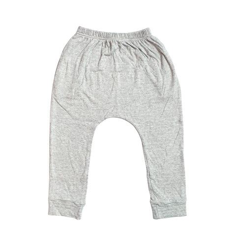 Hammer Pants - Grey Skinny Stripes - Youth