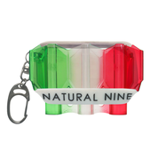Krystal One Flight Case Natural Nine Tri Color