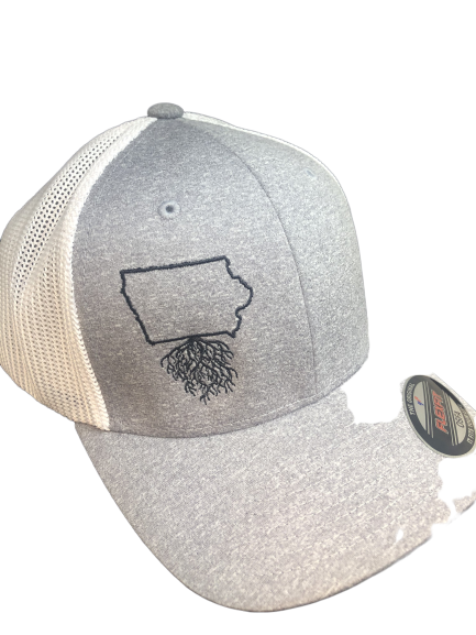 Iowa Roots FlexFit Mesh Hat