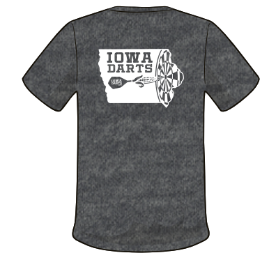 Iowa Darts T-Shirts