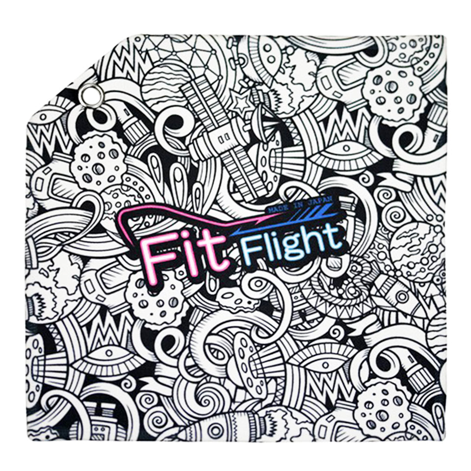 Fit Flight Hand Towel
