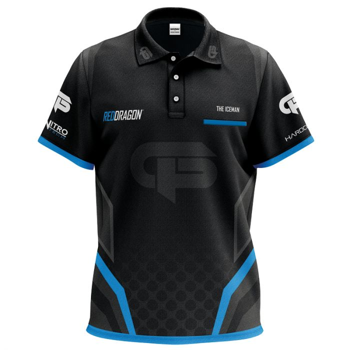 Gerwyn Price Tour Polo