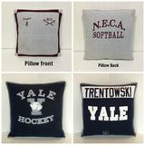Custom - Sports - Memory - Pillow - Collage
