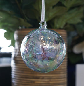 Sienna Glass Ball
