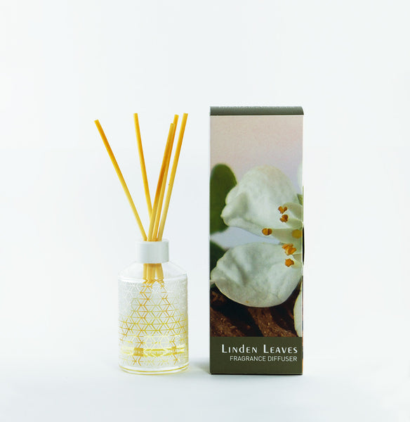Linden Leaves Ginseng and Orange Fragrance Diffuser