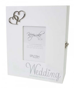 Wedding - Keepsake box