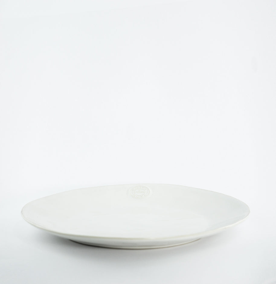 Circle Serving Plater