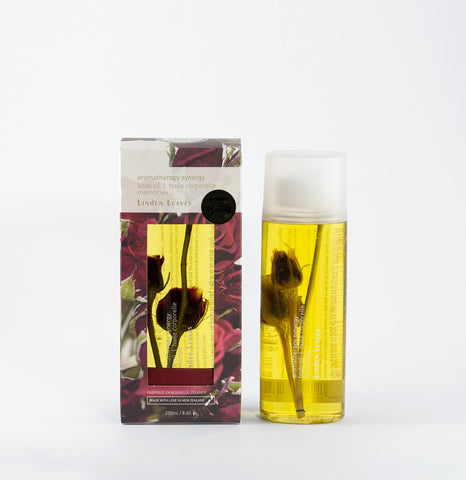 Memories Body Oil
