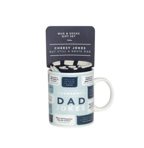 Fathers Day Mug & Sock Pack