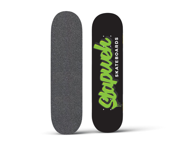 Logo Skateboard-Boards-Slapweh Skateboards
