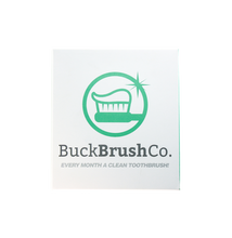Load image into Gallery viewer, Buck Brush with Charger. [Subscription automatically added on next page!]