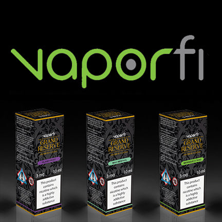 VaporFi E-Liquid Now On Sale!