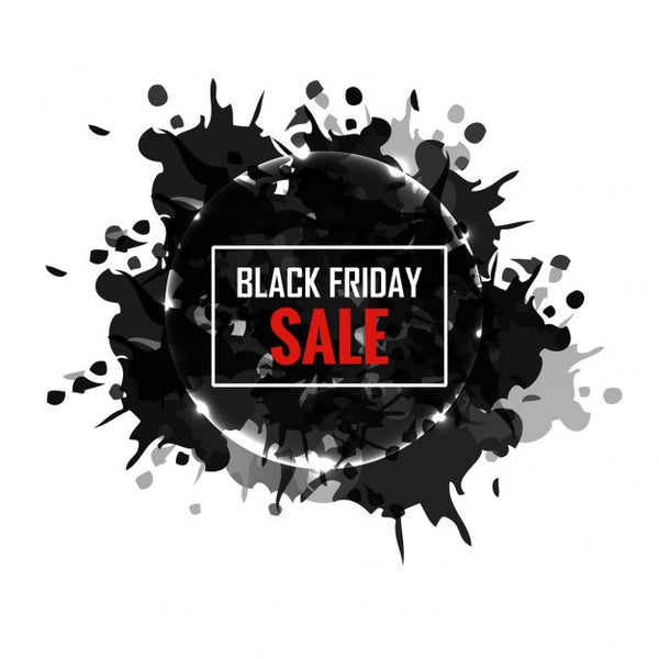 Early Black Friday Sale - Great Savings on E-Liquid!
