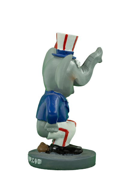 Elephant Caganer