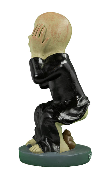The Scream Caganer