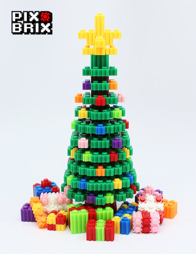 Pixel Perfect Christmas Tree