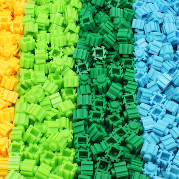 Building Blocks Increase Creativity