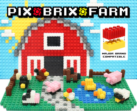 Pix brim Farm playset
