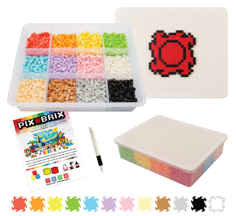 6000pc Container - Light Palette