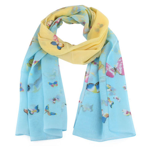 Amazing Butterfly Scarf - VPWallet.com Online Store for Fashion Accesories