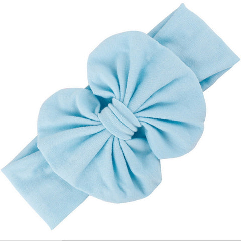 Big Bow Baby Hairband - VPWallet.com Online Store for Fashion Accesories