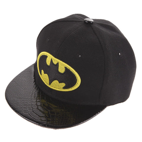 Batman Cotton Baseball Cap - VPWallet.com Online Store for Fashion Accesories