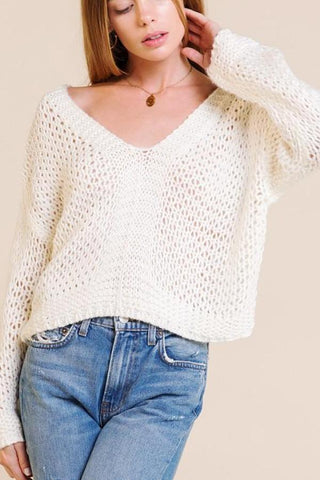 Huntington Sweater - Nineteen Boutique