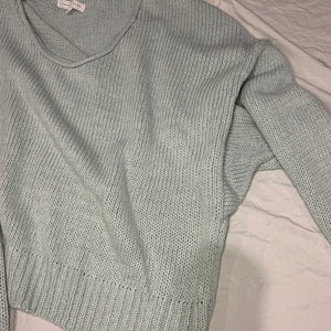 FLAW ITEM | WAREHOUSE SALE: Easy Skies Sweater