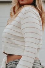 Load image into Gallery viewer, Indy Crop Sweater - Nineteen Boutique