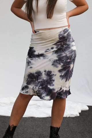 Tongue Tied Midi Skirt