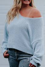 Load image into Gallery viewer, Easy Skies Sweater - Nineteen Boutique
