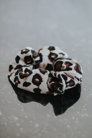Wild Thoughts Scrunchie - Nineteen Boutique