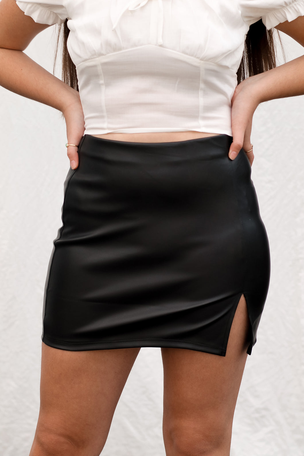 In the Night Mini Skirt