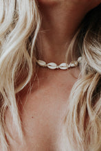 Load image into Gallery viewer, Shell Choker