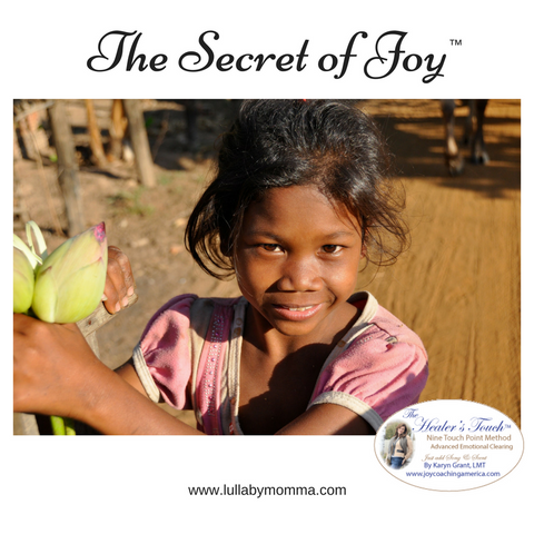 The Secret of Joy