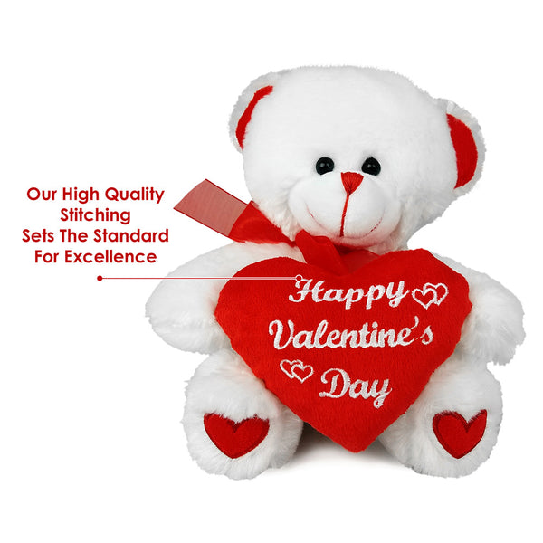 Valentines Day Teddy Bear 10 inch Size