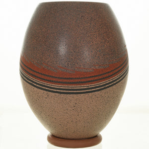 Mata Ortiz Polychrome Pottery Speckled Clay by Jose Quezada
