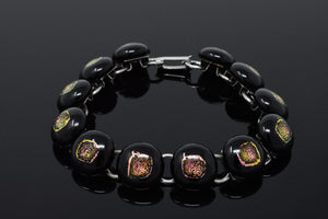 Women's Copper / Black Bracelet