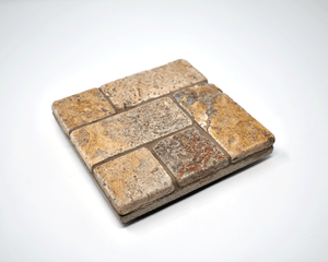 Riverbed Rich Tone Stone Trivet (hot pad)