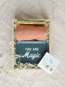 you are magic gift box