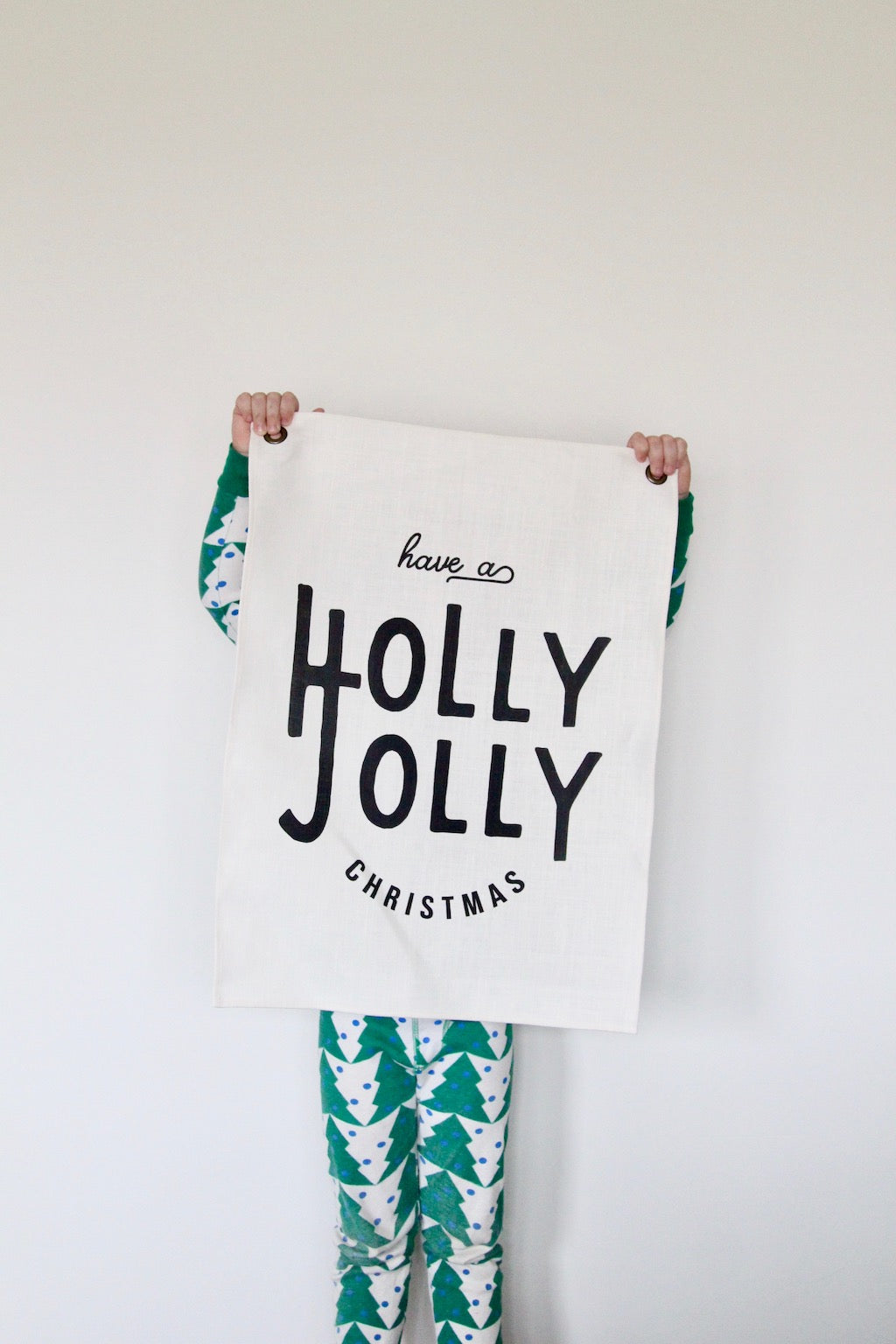 Holly Jolly Banner
