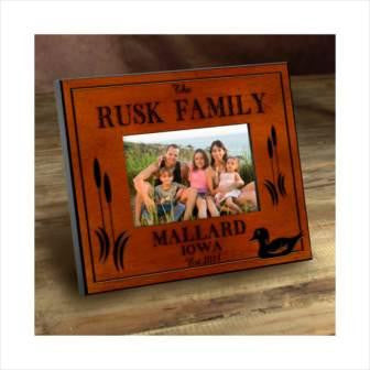 Personalized Cabin Decor