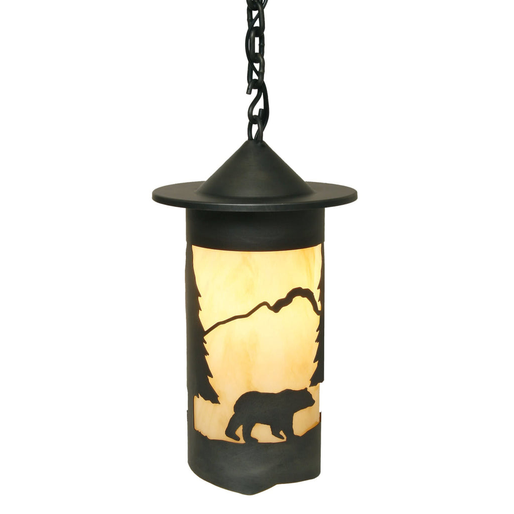 Pasadena Bear Pendant Light