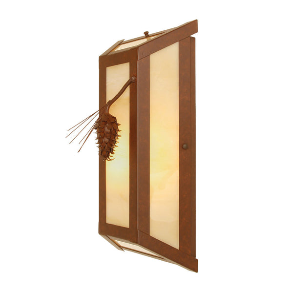 Lone Ponderosa Pine Wall Sconce