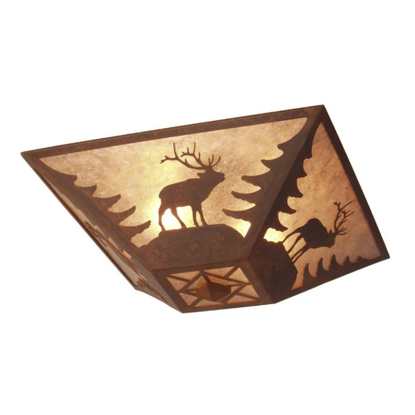 Elk Drop Ceiling Mount Light