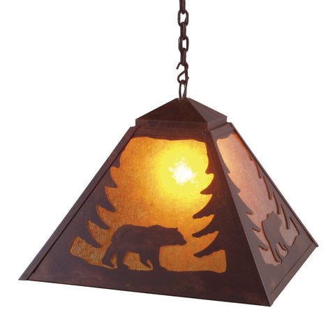 Bear Swag Light