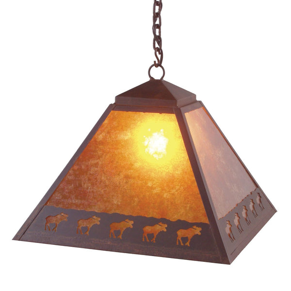 Band of Moose Swag Light